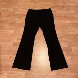 White House Black Market Flare Leg Trousers